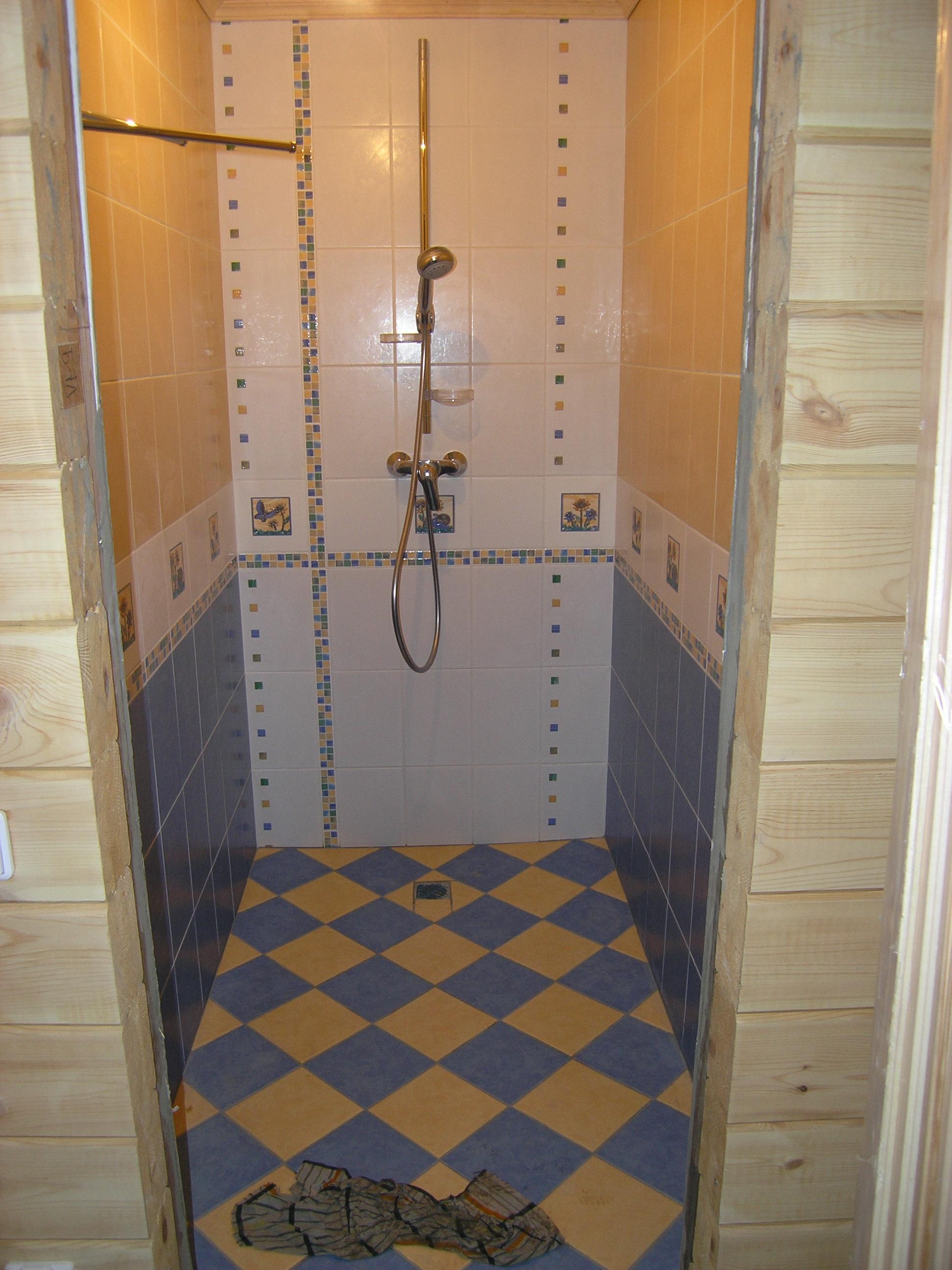 Душевая кабина своими руками поддон Dom Pinterest Bath