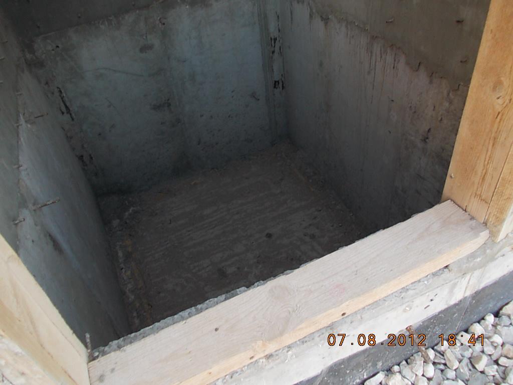 лифтовая шахта изнутри
