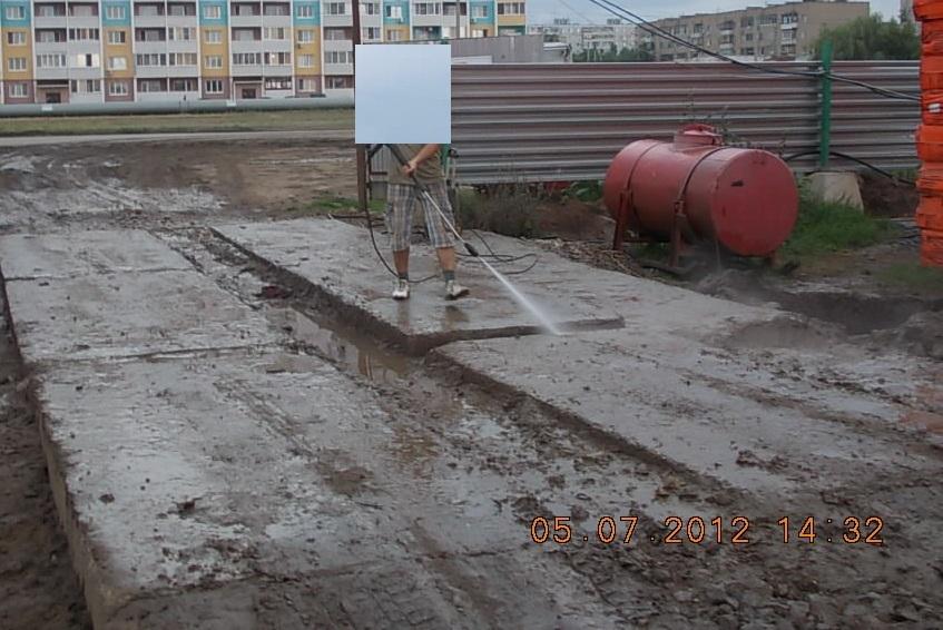 Площадка строительная своими руками