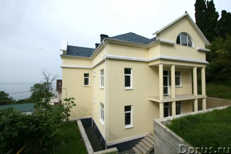 дачные дома в Сочи