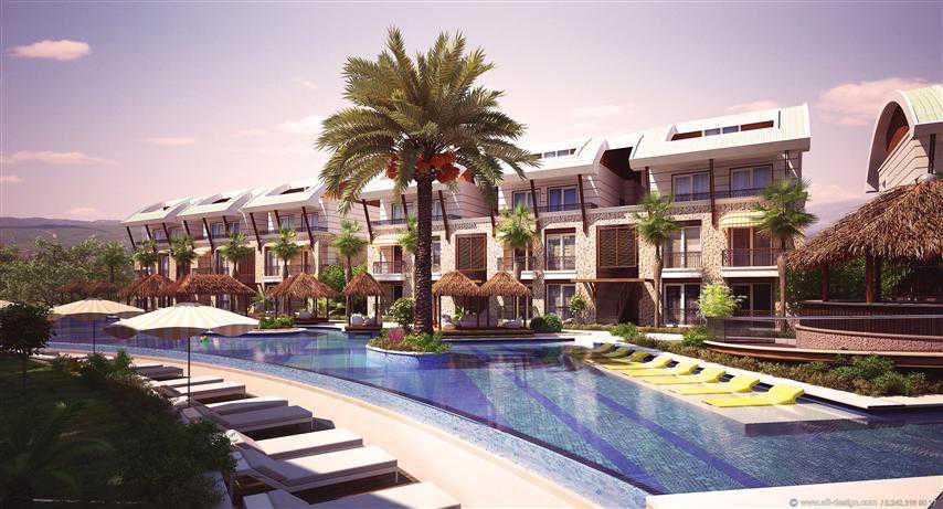 аренда апартаментов в Турции