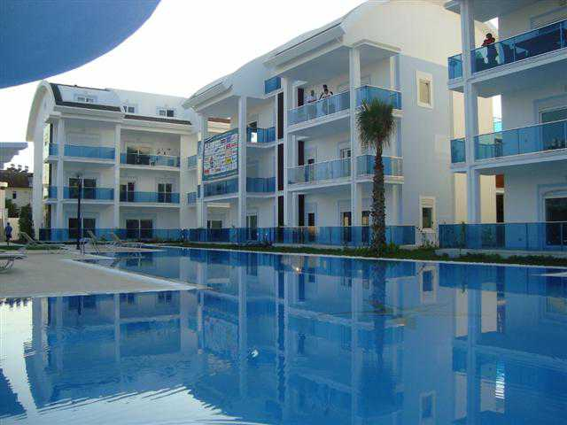Турция аренда апартаментов с бассейном