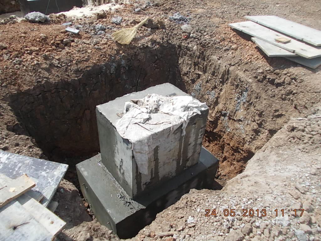 уход за свежеуложенным бетоном