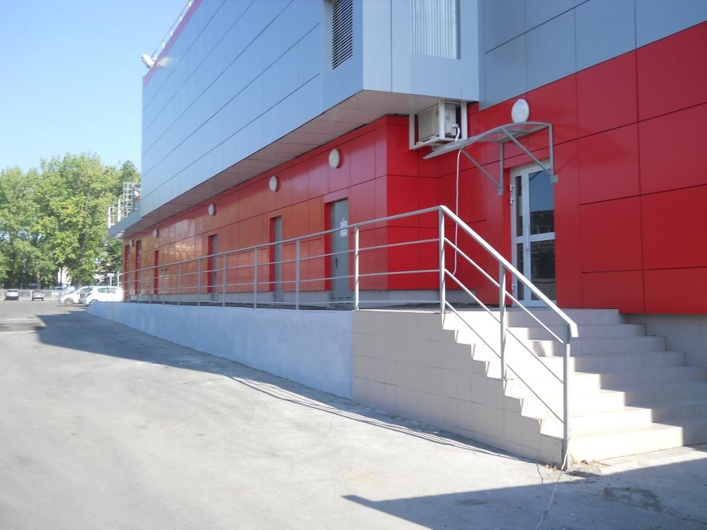 фото вентилируемого фасада (вент. фасада)