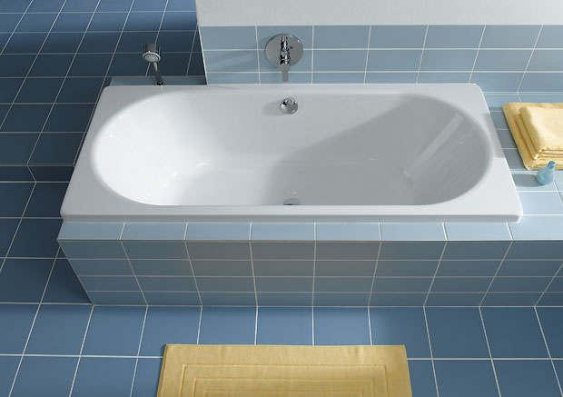 стальная ванна фото