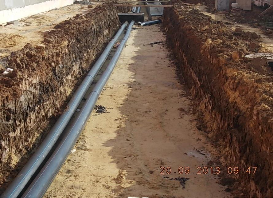 монтажа водоснабжения дома под ключ